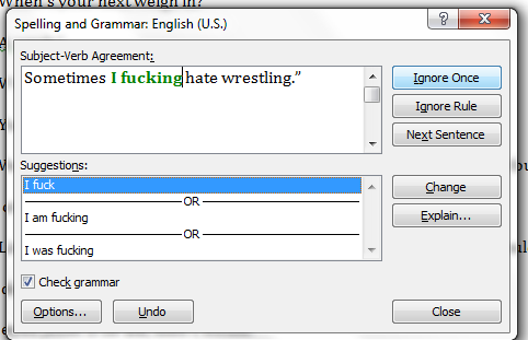 Hatewrestling
