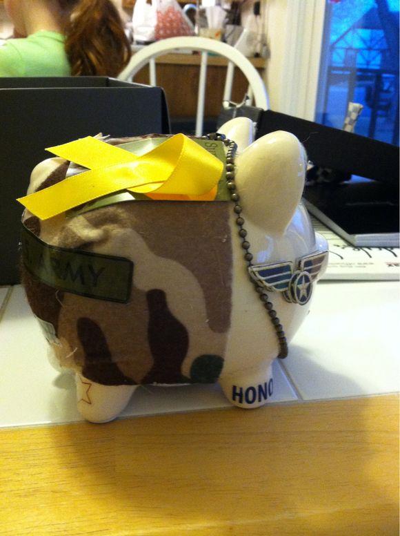 Hoggin Craft: Military Pig